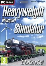 Heavyweight Transport Simulator - PC - New & Sealed