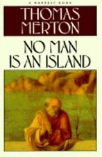 No Man Is an Island (A Harvest Book) Merton, Thomas Paperback