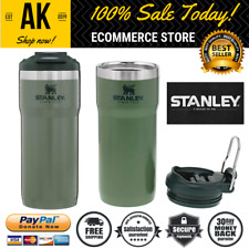 Portable Classic Twin Lock Travel Mug Stanley Classic Double Wall 16 Oz Thermos