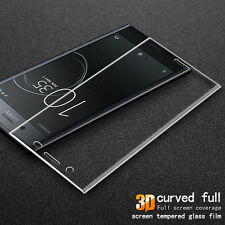 For Sony Xperia XZ premium IMAK 3D Curved Full 9H Tempered Glass Screen film