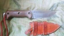 Ka-Bar Becker Companion Knife, w/Hard Sheath #Bk2