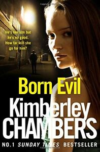 Born Evil by Chambers, Kimberley Book The Cheap Fast Free Post