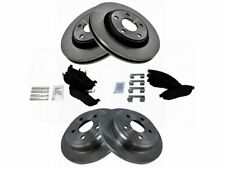 For 2006-2010 Jeep Commander Brake Pad and Rotor Kit Front and Rear 11572PN 2007