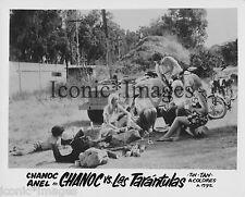 ORIGINAL 1971 MOVIE STILL-CHANOC VS. LAS TARANTULAS-ACTION-ADVENTURE-HORROR