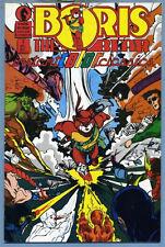 Boris the Bear Instant Color Classics #3 1987 Marvel Heroes Parody Dark Horse