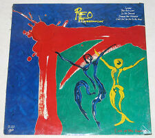 Philippines REO SPEEDWAGON Life As We Know It LP Record