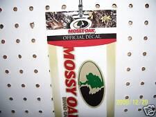 """Mossy Oak 6"""" Camo Decal # MDE1221"""