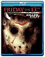 Friday the 13th (Blu-ray Disc, 2009) - NEW!!