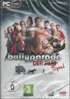 PC CD-ROM + Bully + Bullyparade + Der Spiel zum Film + Jump 'n Run + Win 10