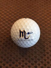 LOGO GOLF BALL-MARS FIGHTIN' PLANETS HIGH SCHOOL......PROV1 BALL