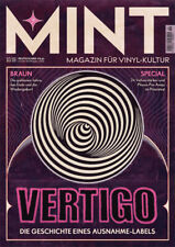 MINT – Magazin für Vinylkultur / Ausgabe 31 / Oktober 2019 / Vertigo-Label