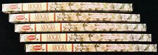 40 Sticks 5 Packs Precious Mogra Indian JASMINE Floral Incense Bulk Insence HEM