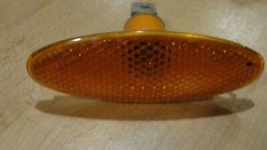2004-08 JAGUAR S-TYPE FENDER SIDE MARKER LIGHT RH or LH Orange Back