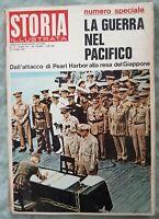M8 MAGAZINE STORIA ILLUSTRATA MONDADORI 1968 N 131 LA GUERRA NEL PACIFICO