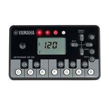 YAMAHA digital metronome [piano black] ME-340PF japan