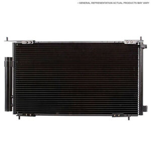 For Plymouth Turismo Chrysler LeBaron A/C AC Air Conditioning Condenser DAC