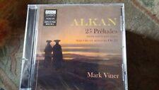 """Mark Viner,""""Alkan:25 Preludes""""   New promo CD"""