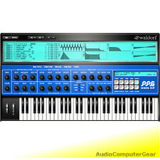 Waldorf PPG WAVE 3.V Virtual Synthesizer Software Synth Plug-in NEW MAKE OFFER