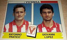 FIGURINA CALCIATORI PANINI 1994/95 VICENZA 546 ALBUM 1995