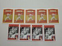 Spencer Howard (9) Lot 2021 Topps Heritage  Rookie Cards Philadelphia Phillies