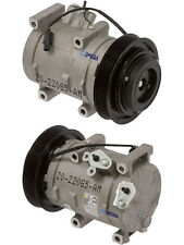 Omega 20-22065-AM A/C Compressor NEW 08-11 HONDA ACCORD 3.5 10-13 ACURA TSX 3.5
