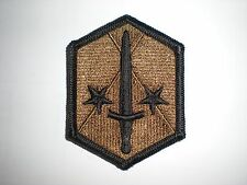 US ARMY CAPITOL MILITARY ASSISTANCE COMMAND VIETNAM PATCH - ORIGINAL SUBDUED