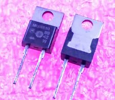 MUR810 Ultrafast Rectifiers 8.0A, 50−600 VOLTS - Lot of 3