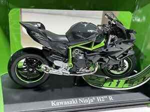Kawasaki Ninja H2R 1:12 Scale Model Motorcycle Childs Kids Dads Fathers Gift