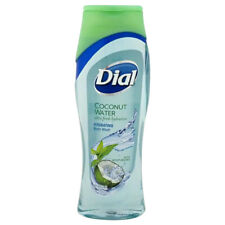 Coconut Water Ultra Fresh Hydrating Body Wash by Dial for Unisex - 16 oz
