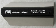 You, The Owner's Manual Michael Roizen Mehmet Oz 2005 First Edition HC  bk47