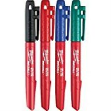 Inkzall 4PK Fine Marker