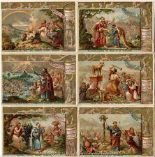 Chromo Liebig Sang. 159 ITA Storia Sacra III ANNO 1883/85