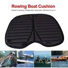 50cm Black Outdoor Fishing Soft Gel EVA Padded Seat Pad Mat Rowing Boat Cushion
