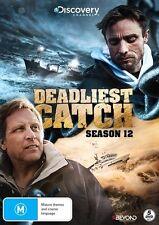 Deadliest Catch : Season 12 : NEW DVD