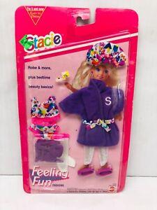 Stacie Doll Clothes Set Feeling Fun Fashions 1990s New Bedtime Beauty Basics Set