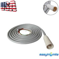Dental Cable Tube Pipe Fit SATELEC&DTE Ultrasonic Scaler Handpiece EASYINSMILE