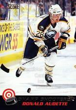 1992-93 Score Sharp Shooters #19 Donald Audette