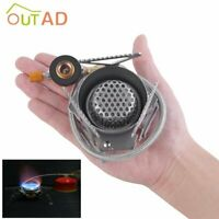 Outdoor Portable Folding Mini Camping Oven Gas Stove Survival Furnace Stove MX