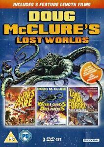 Doug Mcclure Lost Worlds [DVD][Region 2]