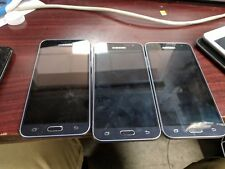 Lot of 3 Samsung  sm-s320vl parts only no displays 1 water damaged