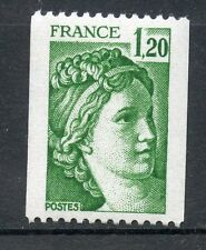 TIMBRE FRANCE NEUF N° 2103 ** TYPE SABINE ROULETTE