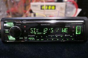 KENWOOD KMM-BT525HD DIGITAL MEDIA RECEIVER