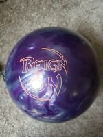 15# Storm Reign On Bowling Ball Purple/blue B025