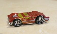 Hot Wheels '57 Nomad (Lomad) in Red With Silver & Flame