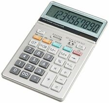Sharp Calculator Simple Disign El-N731-X From Japan