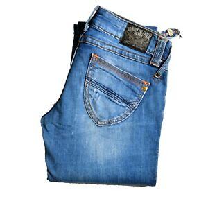Tommy Hilfiger SOPHIE Slim HOST Holbrook Stretch Low waist Jeans W26 Uk8 NICE
