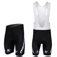 Merida Men's Women's Cycling Shorts Coolmax Padded Bike Bicycle Knicks S-5XL