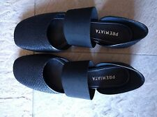 scarpe ballerine donna Premiata nero sandali sandals shoes womens made in italy