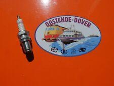 Jetfoil sticker Oostende Dover Sealink DB bahn