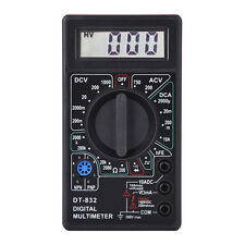 Portable LCD Digital Multimeter AC/DC Voltage Electronic Meter Tester Voltmeter